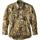 Cabela's Men's Silent Weave™ Waterfowler's Seven-Button Shirt on sale at Cabela's