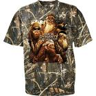 Club Red Men's Duck Dynasty Group Short-Sleeve Tee Shirt on sale at Cabela's