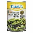 Thick-It Seasoned Puree Green Bean,12 oz Cans