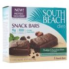 South Beach Diet Snack Bars Fudgy Chocolate Mint