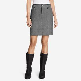 Women's Classic Wool-Blend Skirt - Pattern