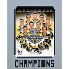 2011 Boston Bruins Stanley Cup Champions Matted Ph