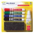 Acco Brands Dry Erase Marker Accessory Kit 51-6596