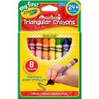 Crayola My First Washable Crayons 8-Pack