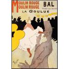 Art.com Art.com - Moulin Rouge c.1891 Art Print