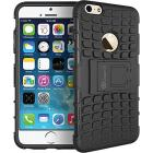 rooCASE Heavy Duty Armor Hybrid Rugged Stand Case