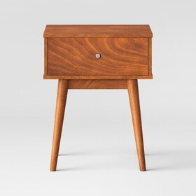 Foremost Porter Mid Century Modern Side Table