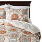 Suzani Duvet Cover Set Multicolor - Threshold™