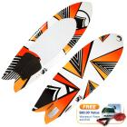 Liquid Force Fish Wakesurfer With Surf Rope And DV
