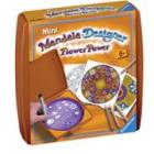 Ravensburger Mini Mandala Designer, Flower Power