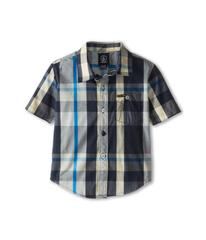 Volcom Campton Short Sleeve Shirt (Toddler/Little