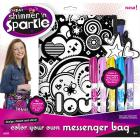Cra-Z-Art-Shimmer and Sparkle Messenger Bag