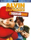 Fox Alvin and the Chipmunks: The Squeakquel [3 Dis