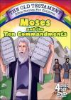 The Old Testament Bible Stories for Children: Mose