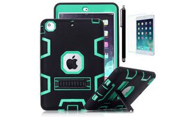 Shockproof Heavy Duty With Hard Stand Case Cover f