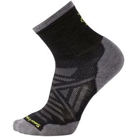 Smartwool PhD Run Cold Weather Mid Crew Sock - Men
