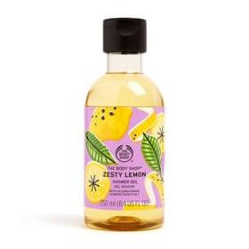 Limited Edition Zesty Lemon Shower Gel
