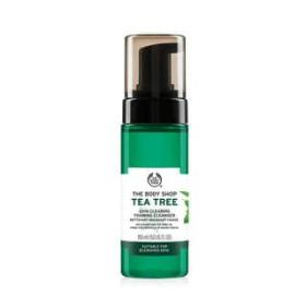Tea Tree Squeaky-Clean Exfoliating Face Scrub