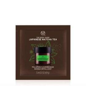 Japanese Matcha Tea Pollution Clearing Mask Packet