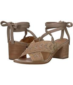 Frye Bianca Woven Perf Ankle Strap
