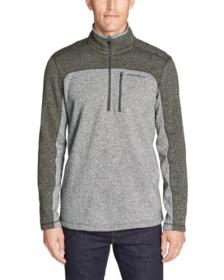 Men's Radiator Fleece 1/2-Zip - Colorblock