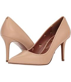 COACH Waverly Leather Pump (85mm)