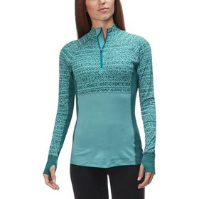 Backcountry Merino Baselayer 1/4-Zip Top - Women's