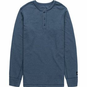 The North Face Terry Long-Sleeve Henley Shirt - Me