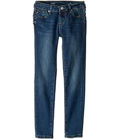 AG Adriano Goldschmied Kids Laced-Up Super Skinny