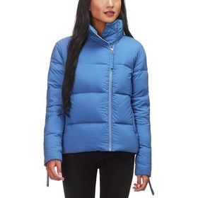 Basin and Range Cropped Down Puffy Jacket - Women'