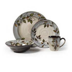 Pfaltzgraff® Rustic Leaves 16pc. Dinnerware Set