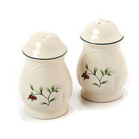 Pfaltzgraff® Winterberry Salt & Pepper Set