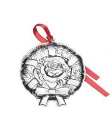 2018 Sterling Wreath Ornament 10th Anniversary Edi