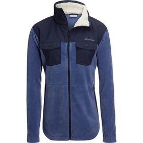 Columbia Benton Springs Overlay Full-Zip Fleece Ja