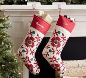 Personalized Maisie Quilt Stocking