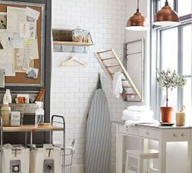Galvanized Laundry Collection