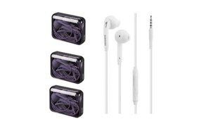 Samsung Galaxy Headset Earphone Earbuds with Remot