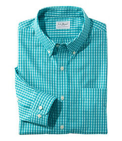 Wrinkle-Free Vacationland Sport Shirt, Traditional