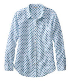 Premium Washable Linen Shirt, Tunic Print