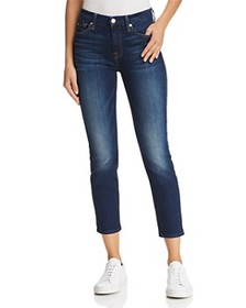 7 For All Mankind 7 For All Mankind - Kimmie Crop