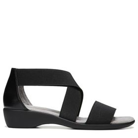 LifeStride Women's Tellie Medium/Wide Sandal