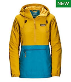 Women's Mountain Classic Insulated Anorak, Color B