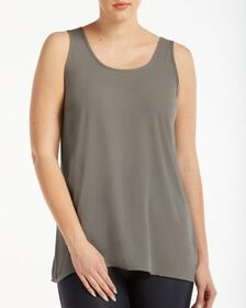 Perfect Length Top, Chiffon Tank