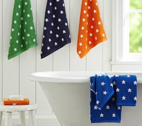 Star Bath Towel Collection