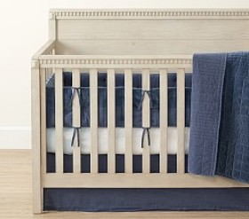 Reed Velvet Baby Bedding