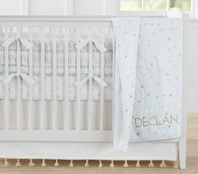 The Emily & Meritt Scattered Stars Baby Bedding