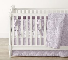 Washed Cotton Baby Bedding