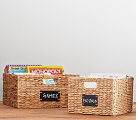 Chandler Woven Collapsible Storage