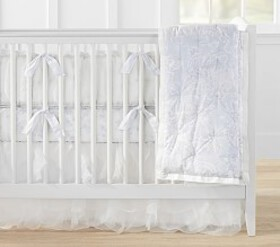 Monique Lhuillier Something Blue Baby Bedding
