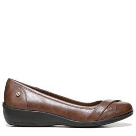 LifeStride Women's I-Loyal Medium/Wide Wedge Shoe